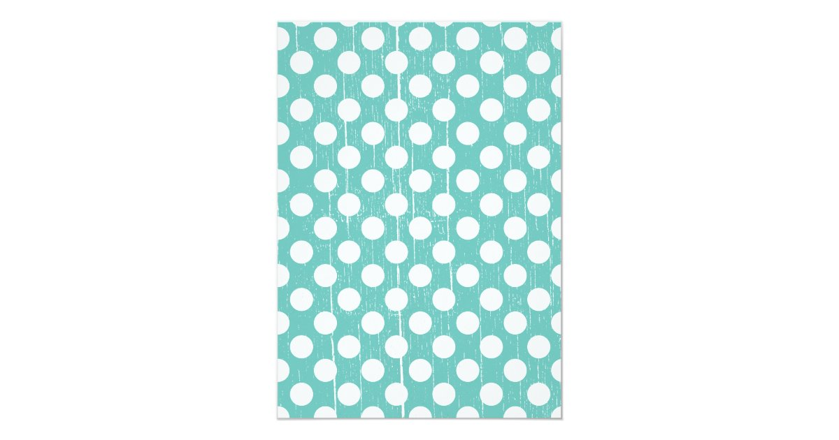 The Gallery For Tiffany Blue Polka Dots