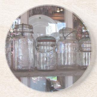 Mason Jars Coaster