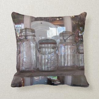 Mason Jars Pillow