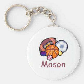 Mason Keychain