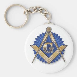 Mason keys key chain
