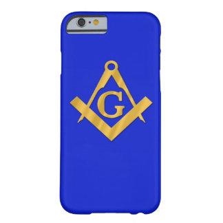 Mason - Masonic Blue Barely There iPhone 6 Case