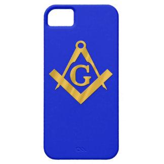 Mason - Masonic Blue iPhone 5 Cover
