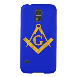 Mason - Masonic Blue Case For Galaxy S5