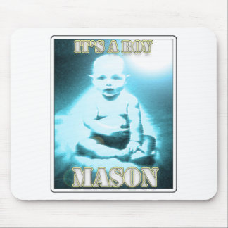 MASON MOUSE PAD