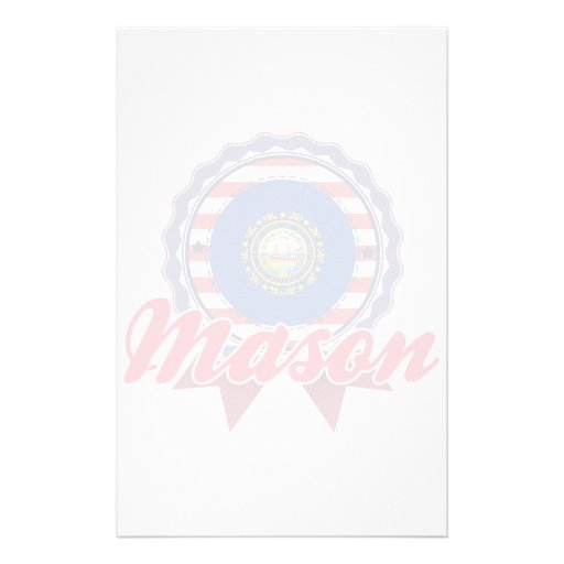 Mason, NH Stationery Design