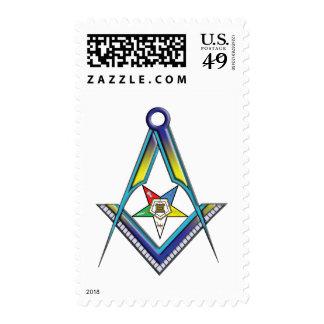 Mason OES Postage Stamp
