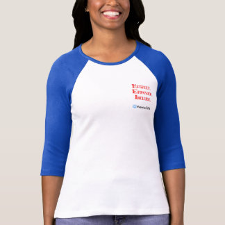 Mason OFA Ladies 3/4 Sleeve Raglan (Fitted) T-shirt