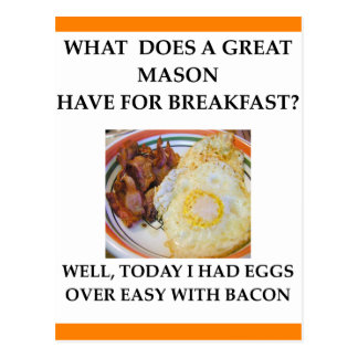 mason postcard