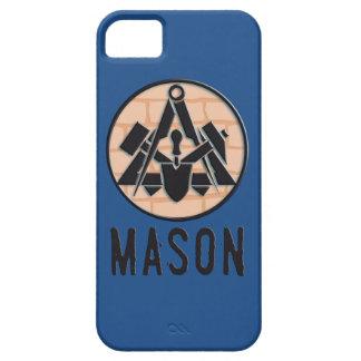 Mason symbol iPhone SE/5/5s case