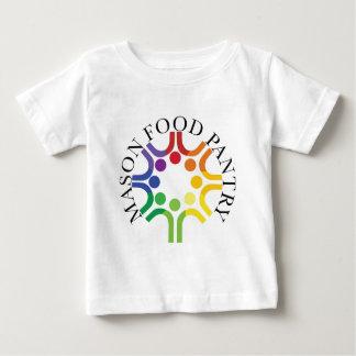 MasonFoodPantryLogo.jpg Baby T-Shirt