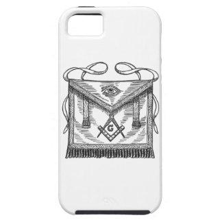 Masonic Apron iPhone 5 Cover