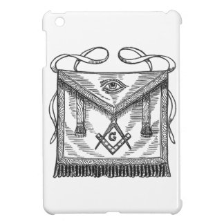 Masonic Apron iPad Mini Cover