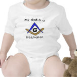 Masonic Baby - Bodysuits