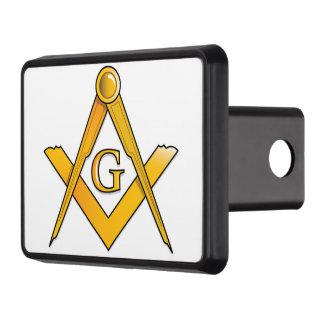 MASONIC BASIC TOW HITCH COVER
