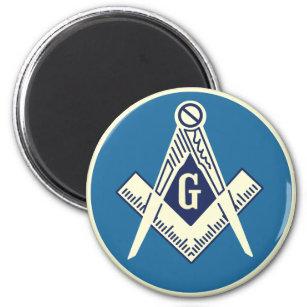 Masonic Blue Lodge Magnets