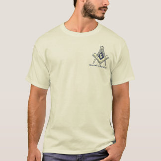 Masonic Blue Lodge T-Shirt