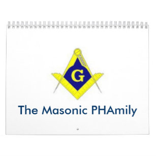 Masonic Calendars | Zazzle