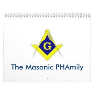 Masonic Calendar