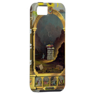 Masonic Chart 2 iPhone SE/5/5s Case