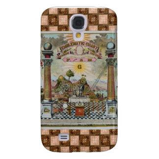 Masonic Chart 2 Samsung S4 Case
