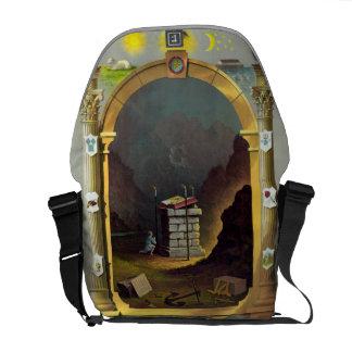 Masonic Chart Commuter Bags