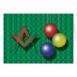 Masonic Christmas Cards