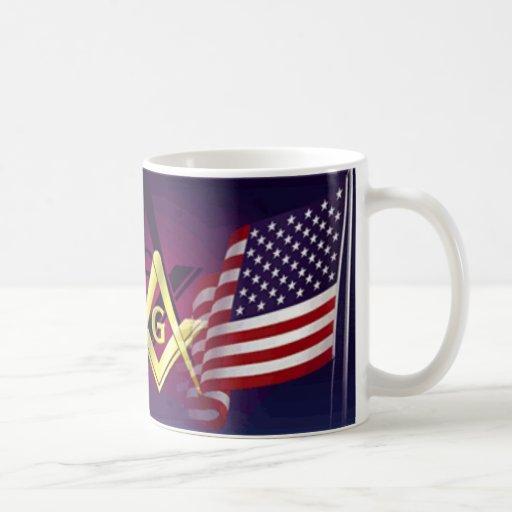 masonic coffee mugs