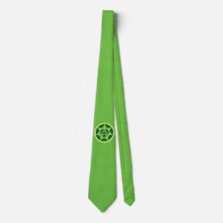 Masonic Emblem Tie
