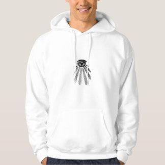 masonic-eye hoodie