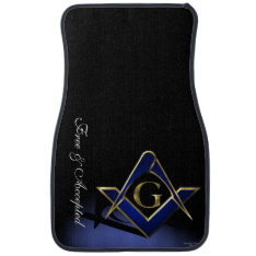 Masonic Floor Mats at Zazzle