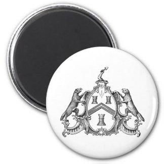 Masonic Freemason Freemasonry Mason Masons Masonry 2 Inch Round Magnet
