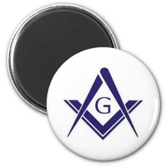 "Masonic ""G"" Products Refrigerator Magnets"