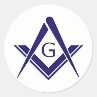 "Masonic ""G"" Products Stickers"