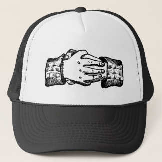 Masonic Grips Trucker Hat