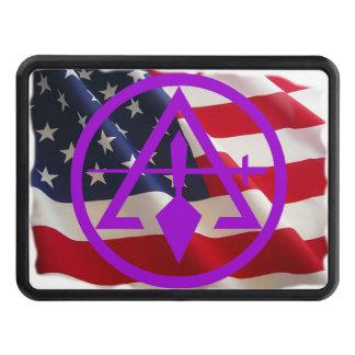 Masonic Hitch Cover