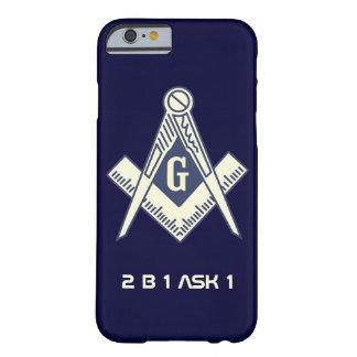 Masonic iPhone 6 case