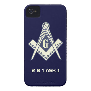 Masonic iPhone Case