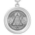 masonic jewel custom necklace