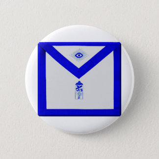 Masonic Junior Warden Apron Button