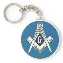 Masonic Keychain