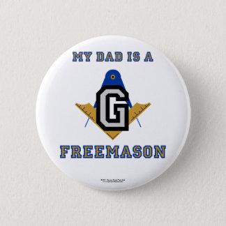 Masonic Kids - Pinback Button