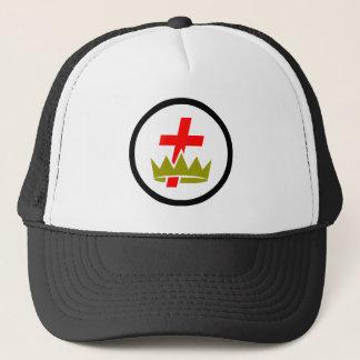 Masonic Knight Templar Hat