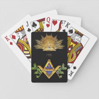 Masonic Life Card Deck