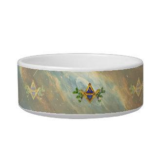 Masonic Life (Cosmos) Bowl