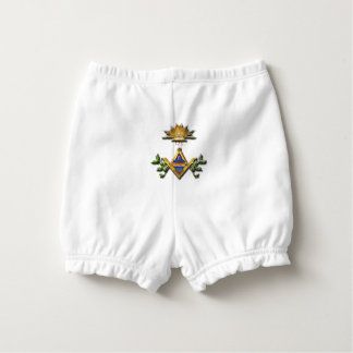 Masonic Life Diaper Cover