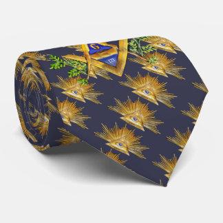 Masonic Life Tie