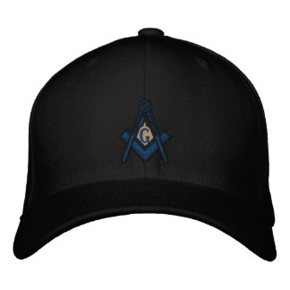 Masonic Lodge Fitted EMBRODERED hat Embroidered Hats