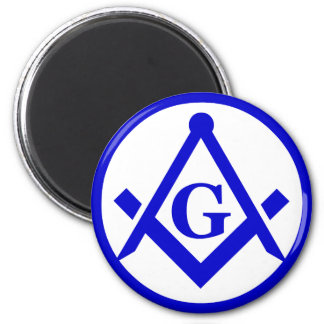 Masonic Lodge Refrigerator Magnets