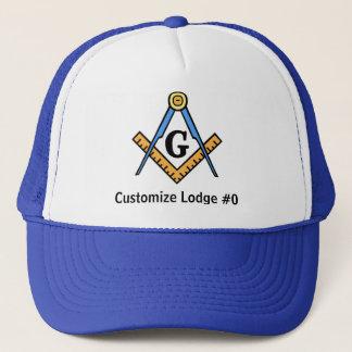Masonic Lodge Trucker Hat
